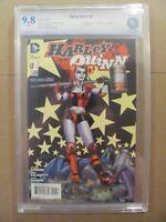 Harley Quinn #1 NEW 52 DC Comics 2014 Series CBCS like CGC 9.8 Near Mint+