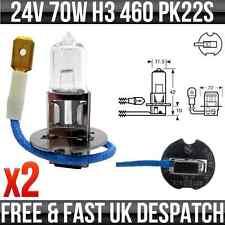 24v 70w H3 PK22S Faro Halógeno / Comercial Bombilla Para Faro - R460 2X