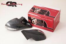 DTM2 Mirror LED Carbon Look Electric Adjust LH For Peugeot 206[99-08]