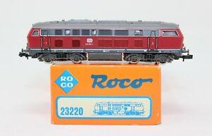 N Scale Roco 23220 BR 215 Diesel Locomotive LNIB