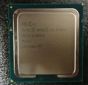 Intel Xeon E5-2420 V2 SR1AJ 2.20GHz Six Core 15MB Cache 80W Processor CPU