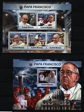 Guinea Bissau 2013 - Wahl von Papst Franziskus - Petersdom Sixtinische Kapelle