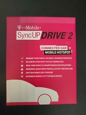 New T-Mobile SyncUP DRIVE 2 4G LTE WIFI OBD-II Car & Mobile Hotspot SD6500
