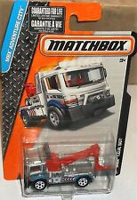 2015 Matchbox #13-120 MBX Adventure City MBX T.O.W. 50T Diecast 4+ Thailand Boys
