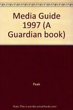 1997 The Media Guide (A Guardian Book),Steve Peak,Paul Fisher