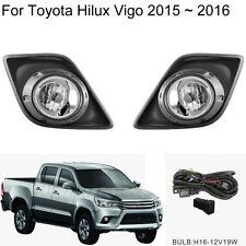 Front Fog Lamp /Light For Toyota Hilux Vigo 2015 ~ 2016
