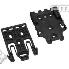 FMA Safariland Holster QLS Quick Locking System Kit Black