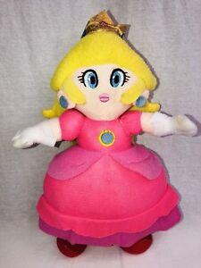 """Super Mario Party Princes 13"""" SANEI Plush San-ei Toy Hudson 2011 Japan NINTENDO"""