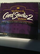 Hallmark Card Studio Deluxe 2 PC