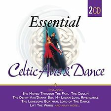 Essential Celtic Airs And Dance [CD]