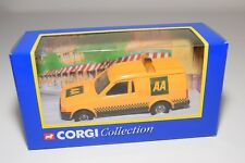 ^ CORGI TOYS 58303 FORD ESCORT 55 VAN AA  MINT BOXED.