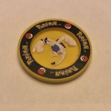 Pokemon Lugia Plastic Coin Pokemon Movie 2000 Nintendo