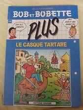 Bob et Bobette PLUS JEUX - N°114 - LE CASQUE TARTARE - W. Vandersteen BD