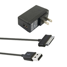 AC Adapter Charger + USB Cable for Samsung Galaxy Tab GT-P3110 GT-P1000 GT-P1010