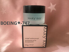 L⊙¿⊙k! Mary Kay Indulge Soothing EYE GEL Botanical Blend~NIB~FRISCH! Free Ship✈