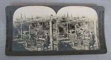 V18834 Keystone Stereoview Of WWI 'Chemin des Dames Battlefield, France'