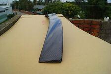 Carbone processus toit spoiler pour subaru wrx sti v type saloon 4th fenêtre 2015+