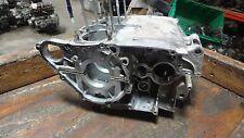 1975 HONDA CB200T0 CB200 T HM609-1 ENGINE TRANSMISSION CRANKCASE CASES