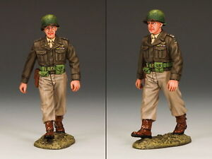NEW!! King & Country D-Day'44 American Army Escort Officer DD156