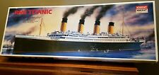 1:350 Scale RMS Titanic Ocean Liner Academy Minicraft Plastic Model Kit