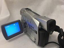 Canon Digital/Mini DV Video Camcorder ZR65MC Bundle Cables Battery  D12