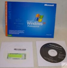 Windows XP Professional HP Compaq Englisch SP1 - CD - Manual - KEY - _f1