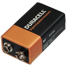 5x 9-Volt-Block 6LR61 MN1604 Batterien DURACELL PLUS OEM-Version
