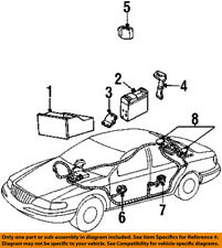 Lincoln FORD OEM 99-02 Continental-Stereo Speaker Audio Right XF3Z18808CA