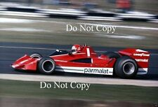 Niki Lauda Parmalat Brabham BT45C F1 Season 1978 Photograph 2