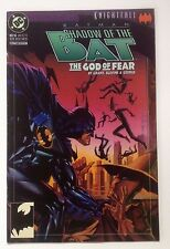 Batman Shadow of the Bat # 18 Knightfall The god of Fear Scarecrow NM DC Comics