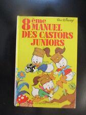 8eme Manuel des Castors Juniors 1982