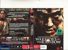 Warriors of The Rainbow[Seediq Bale]-2011-Lin Ching-Tai-Taiwan-2 Disc-Movie-DVD
