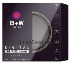 B+W 72 mm XS-PRO Clear  MRC-NANO 007 Filter#1066110