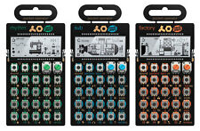 Teenage Engineering PO-12 Rhythm, PO-14 & PO-16 Pocket Synth Factory Package NEW