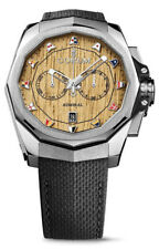 Corum Admiral 45 Chronograph Automatic Wood Dial Mens Watch 116.101.20/F249 AW02