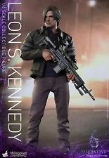 HOT TOYS Biohazard Resident Evil 6: Leon S. Kennedy 1/6 Figure IN STOCK