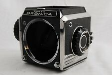 For Parts Zenza Bronica S2 Body only 6×6 Medium Format Camera From Japan #0845