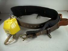 Jelco Positioning Safety Belt Gear Equipment With 55 Inch Retractable Lanyard