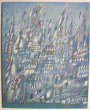 MANUEL CARGALEIRO  - Carton d invitation - 2000