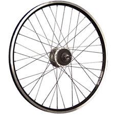 Taylor Wheels 26 pollici ruota posteriore bici ZAC2000 Shimano Nexus Inter8 nero