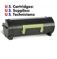 Lexmark 60F1H00 601H MX310 MX410 MX510 MX610 High Yield Toner 10K Pages