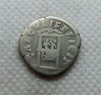 Roman Women FAUSTINA JR.161-175 A.D Silver Denarius Wife of Marcus Aurelius #799