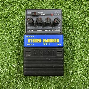 Arion : SFL-1 Stereo Flanger Pedal