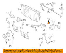 FORD OEM Fuel System-Inner Seal 6W1Z9008A