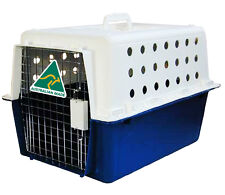 PP20 Airline Approved Carry Cage with Floor Water Bowl and Funnel Au Made