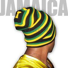 "Jamaica Roots Jah Rastafari Tam Beanie Rasta Dancehall Africa Reggae Marley 12"""