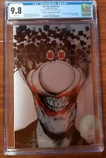 DO YOU POOH #1 METAL COVER JOKER EDITION CGC 9.8 4 OF ONLY 20