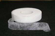 Bargain-dobladillado web Hierro en Fusible Cinta 20mm Ancho - 100m Carrete/longitud