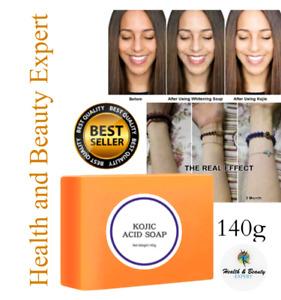 Original Kojic Acid Whitening Soap 100% Pure Skin Lightening Soap