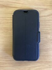 OTTERBOX STRADA SERIES WALLET CASE FOR IPHONE X/XS SHADOW - BLACK - 77-57237